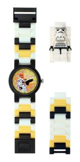 Star Wars Storm Trooper Reloj Lego Original