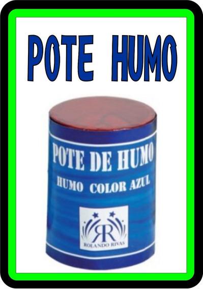 1 Pote Humo Azul - Foto Eventos Fiestas