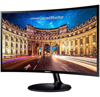 Monitor Gamer Curvo 24 Pulgadas Samsung Lc24f390fhlxzx Hdmi
