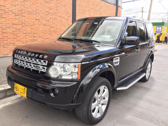 Discovery 4 Hse 2013 5000cc