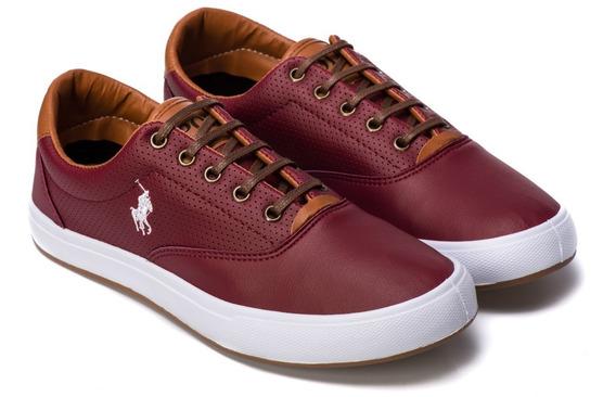 Sapatenis Polo Wey Masculino Casual Sapato Tenis Original