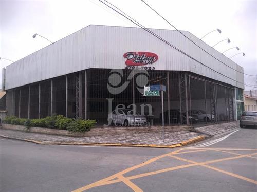 Imagem 1 de 1 de Galpão Para Locação, Centro, Mogi Das Cruzes, Sp - Sp - Ga0002_colmea