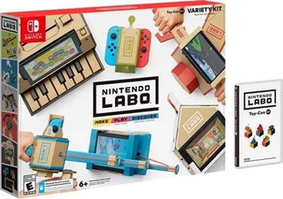 Nintendo Labo Variety Kit - Juego Switch - Sniper Game