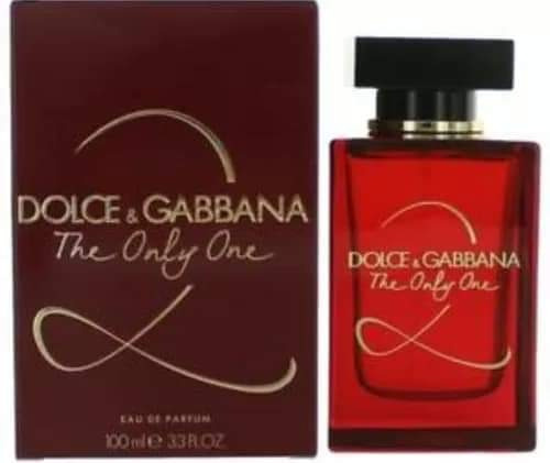 Perfume The Only One 2 Lancamento 100ml Lacrado Original.