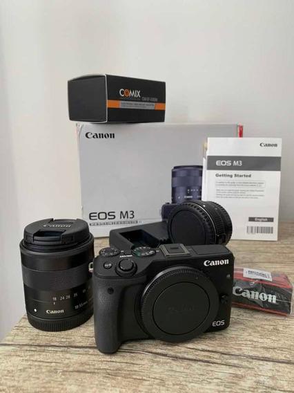 Câmera Cânon M3