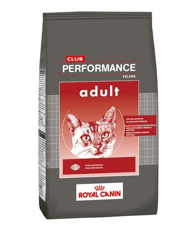 Imagen 1 de 1 de Alimento Royal Canin Club Performance para gato adulto en bolsa de 7.5kg