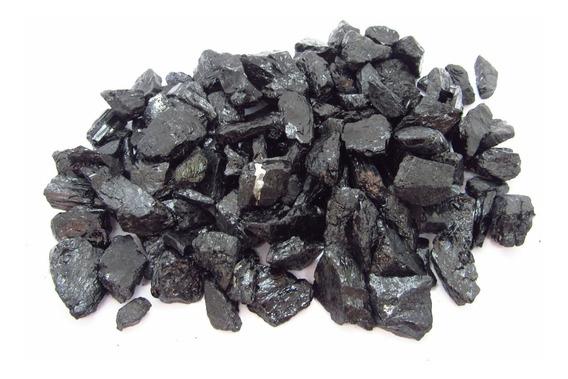 1 Kg Turmalina Negra Bruta - Prosperity Minerais
