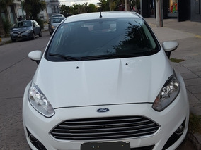 Ford Fiesta Kinetic Design 1.6 Sedan Se Plus 120cv 2016