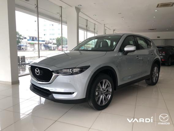 Mazda Cx-5 2.5 At 4x4 Grand Touring 2021 Plata Estelar
