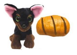 Sweet Pups Peluche Mascota Reversible Aroma - Villa Urquiza
