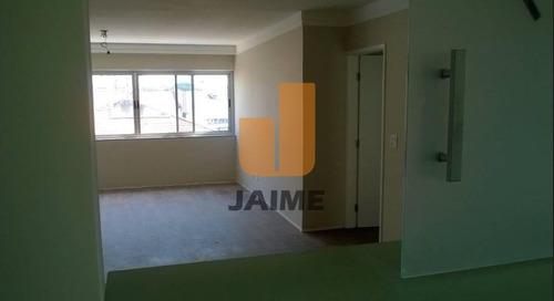 Apartamento Padrão Com 3 Dormitórios Sendo 1 Suite E 2 Vagas. - Ja13334
