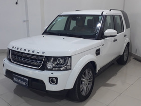 Land Rover Discovery 4 Se 3.0 4x4 V6 2016