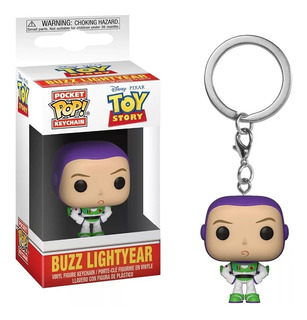 Funko Pop Keychain Buzz Lightyear Toy Story 4 Disney Envios