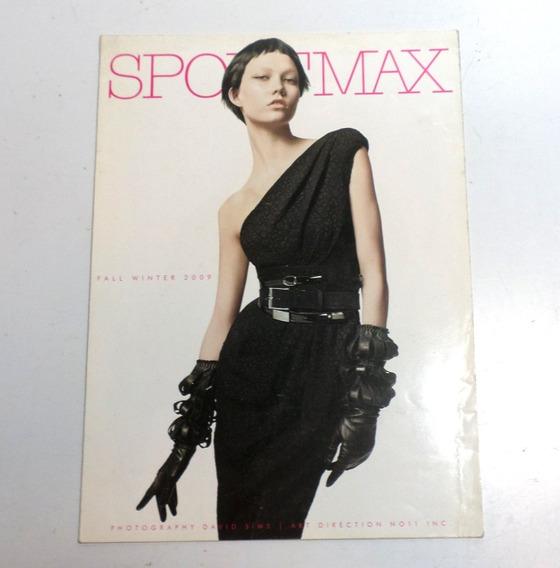 Catálogo Sportmax Outono Inverno 2009 Moda Estrangeiro