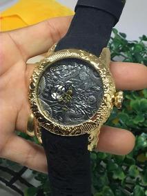 Kit 2 Relógio Masculino Exclusivo+caixa Personaliz