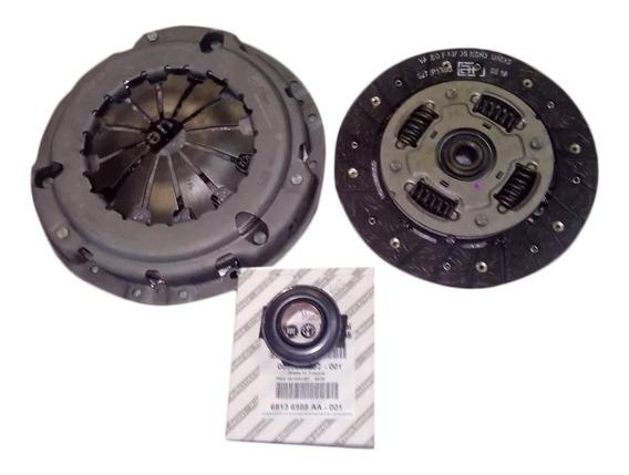 Kit Embreagem Fiat 500 1.4 8v Manual Original Completo