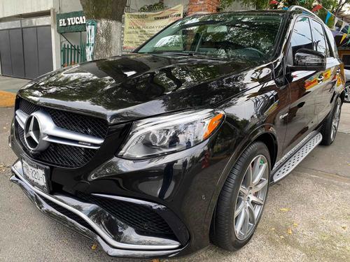 Imagen 1 de 15 de Mercedes-benz Clase Gle 2016 5.5l Suv 63 Amg At