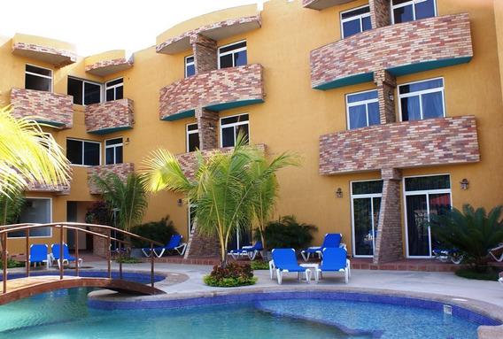 Hotel 3 Estrellas En Venta, Playa El Agua Isla De Margarita
