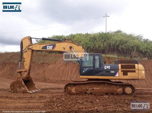 Escavadeira Caterpillar 336d2l Ref.193156