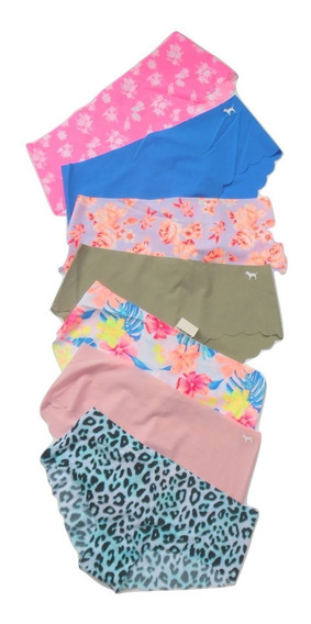 Victorias Secret Lencería Pink Mayoreo Pack 10 Pantie Tanga