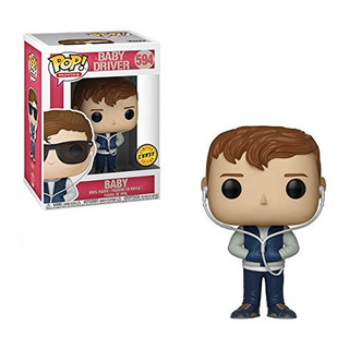 Funko Pop Baby Driver 594 - Limited Chase Edition