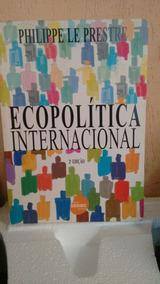 Ecopolitica Internacional