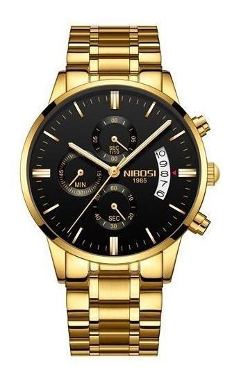 Relógio Nibosi Original Preço De Atacado