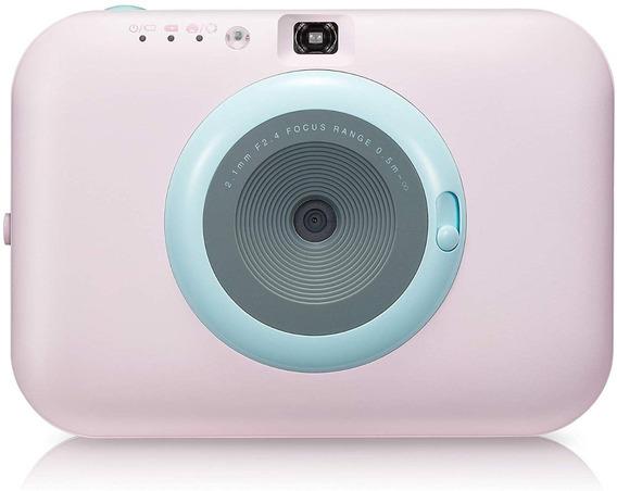 LG Pocket Photo Snap Instant Camera