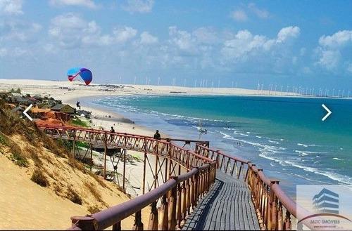 Imagem 1 de 3 de Área Beira Mar A Venda Na Praia De Canoa Quebrada