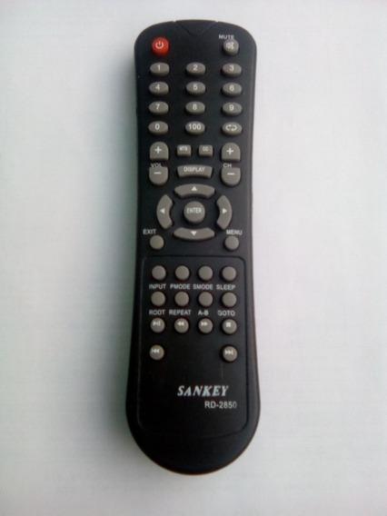 Control Tv Sankey Lcd