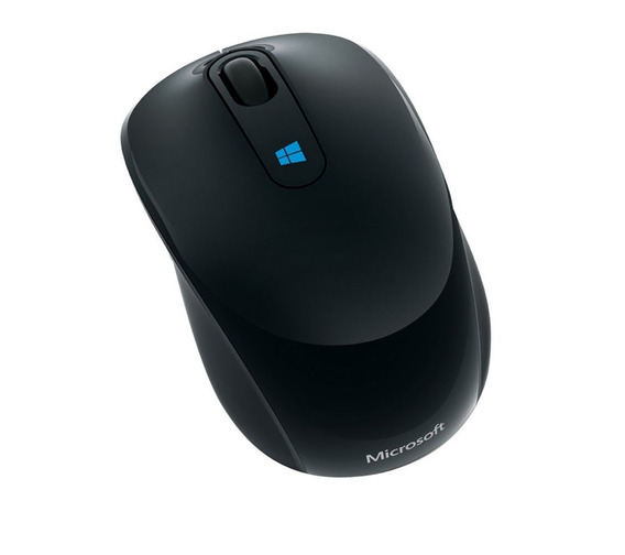 Mouse Wireless Sem Fio Microsoft Sculpt Mobile