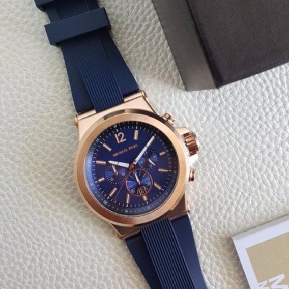 Relógio Michael Kors Mk8295 100% Original 2 Anos De Garantia