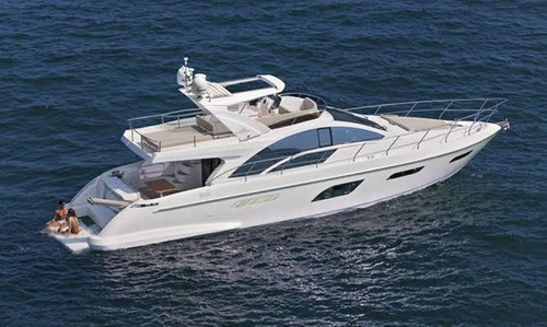 Intermarine 53 Ñ Ferretti Phantom Azimut Princess