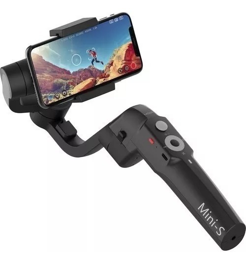 Gimbal Moza Mini-s Para Smartphone (preto)