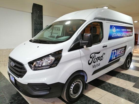 Ford Transit Van Larga 2020 Nuevo