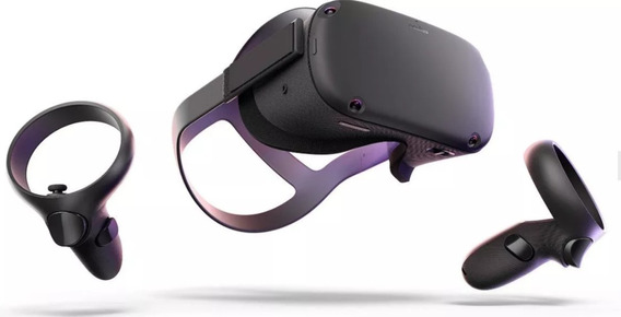 Oculus Quest All-in-one Realidade Virtual 128gb + Controles