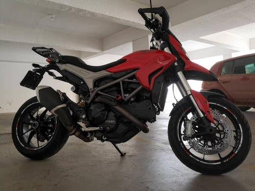 Imagem 1 de 8 de Ducati Hyperstrada