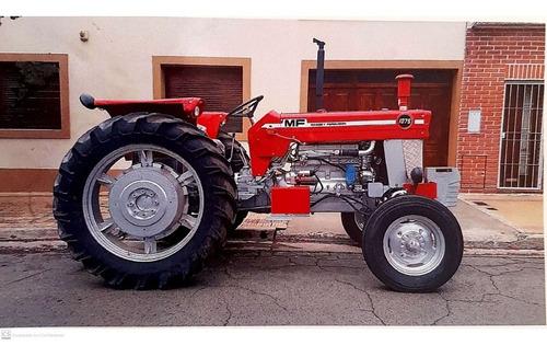 Tractor Holder De 1
