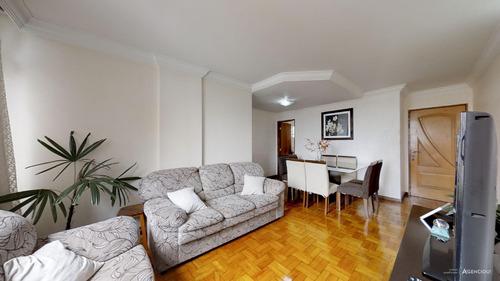 Apartamento De Condomínio Em São Paulo - Sp - Ap0043_elso