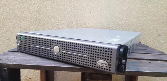 Servidor Dell Poweredge 2850 2x Xeon Mais Barato Do Brasil