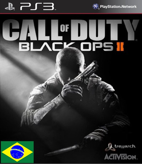 Call Of Duty Black Ops Ii + Dlc Revolution Pt-br Psn Ps3
