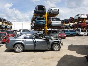 300 C Chrysler Accidentado Motor 2.7 6 Cil Partes