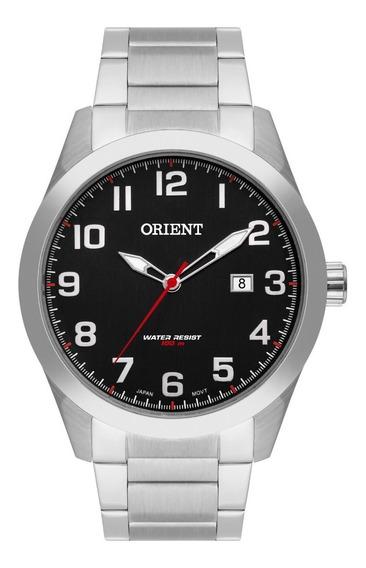 Relógio Orient Masculino Mbss1360 P2sx Preto Oferta