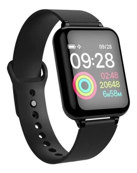 Relógio Watch Pressão Arterial E Cardíaco Whatsapp