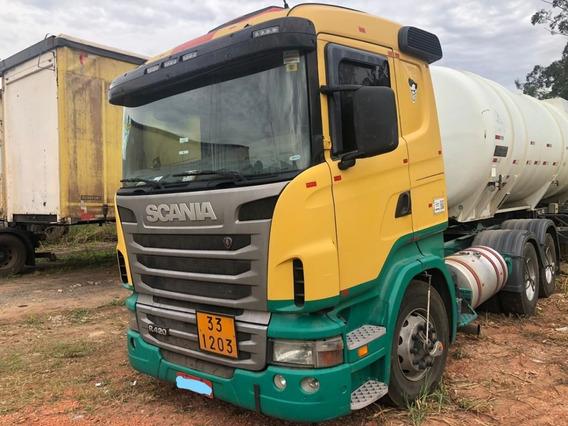 Scania R420 2011