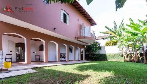 Casa Com 4 Dormitórios À Venda, 540 M² Por R$ 2.300.000,00 - Alphaville Residencial Dois - Barueri/sp - Ca0678
