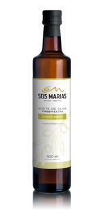 Aceite De Oliva Virgen Extra Seis Marias Medio 500mlx 12u