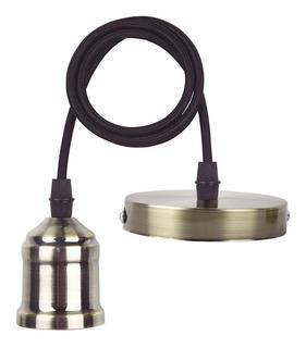 Colgante Vintage Pendulum Ledvance Bronce Cable 1 Mt