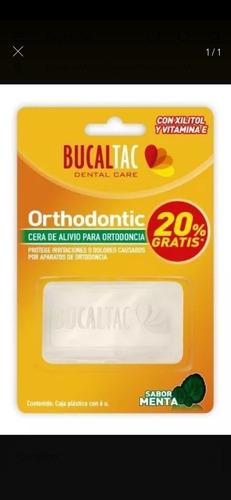 Cera Para Ortodoncia Bucaltac