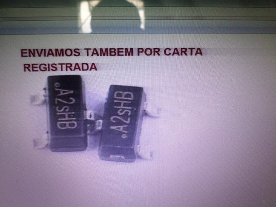 Transistor / A2shb- Smd - Envio Por Carta